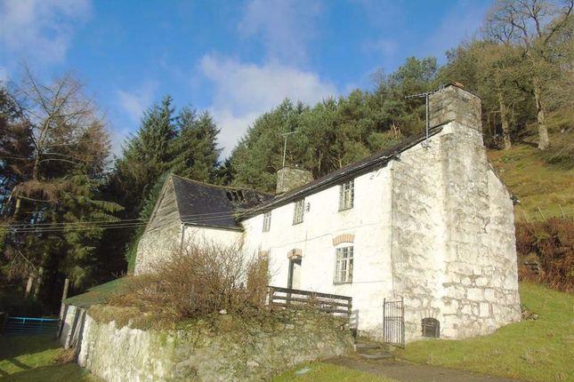 Thumbnail Farm for sale in Llwyn Onn, Penybontfawr, Powys