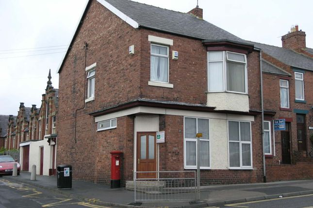 Thumbnail End terrace house to rent in Nevilles Cross Bank, Durham
