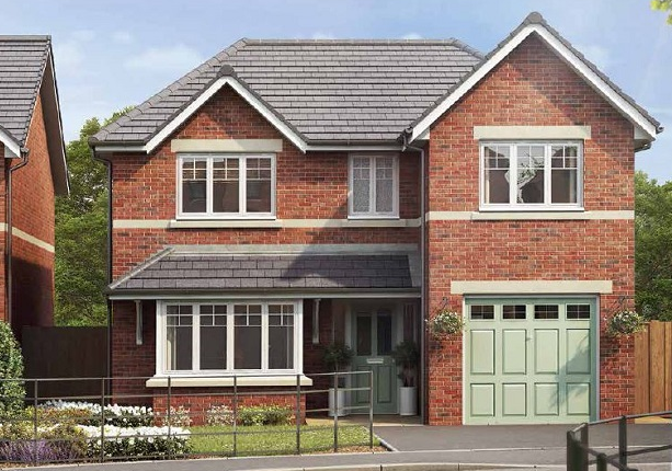 Thumbnail Detached house for sale in Oxcroft Lane, Chesterfield