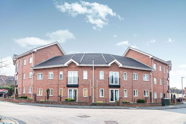 Thumbnail Flat for sale in Bickerstaff Court, Wellington, Telford