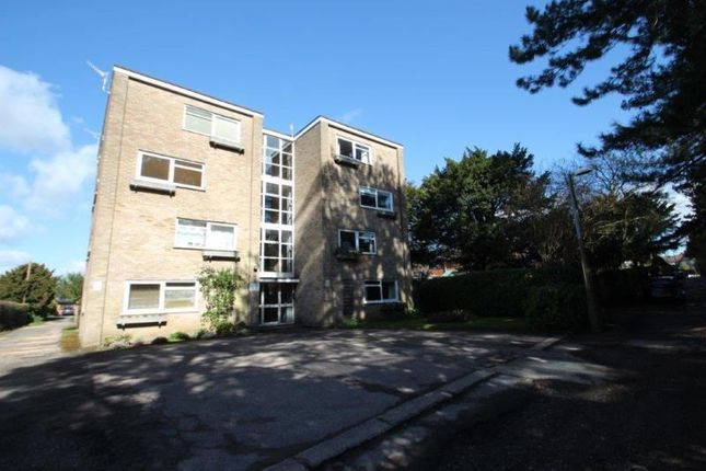 Thumbnail Flat for sale in Wylye Court, Park Lane, Salisbury