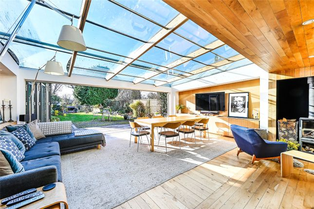 Thumbnail Semi-detached house for sale in Hartington Road, Grove Park, Chiswick, London