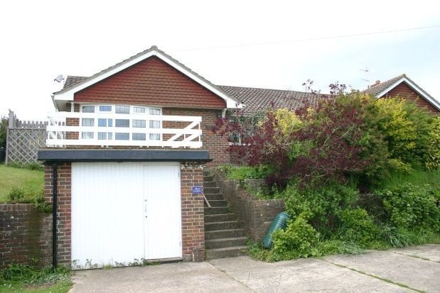 Thumbnail Semi-detached bungalow to rent in Piddinghoe, Newhaven