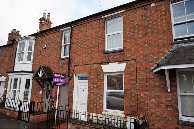 Thumbnail Terraced house for sale in Evesham Road, Stratford-Upon-Avon