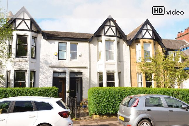 Thumbnail Terraced house for sale in Earlbank Avenue, Glasgow