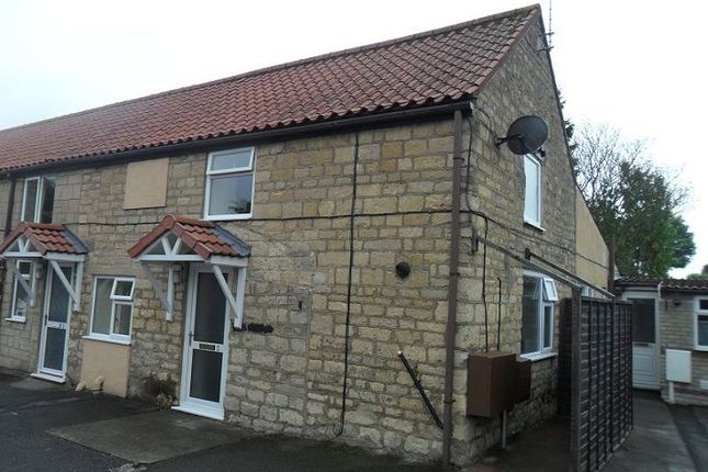 Thumbnail Terraced house to rent in Brayland Court, Branston, Lincoln