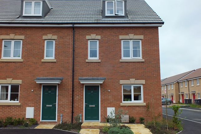 3 bed semi-detached house for sale in Helliker Close, Hilperton, Trowbridge
