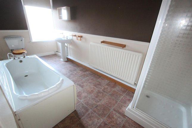 Bathroom of Westmoreland Street, Darlington DL3