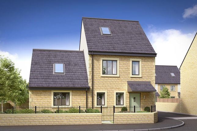 Thumbnail Detached house for sale in Pilgrim Gardens, Market Street, Edenfield, Bury