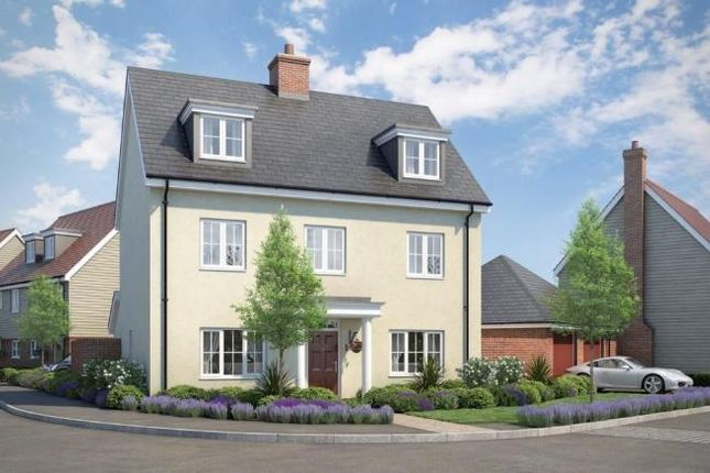 Thumbnail Detached house for sale in The Tamar At Beaulieu, Centenary Way, Off White Hart Lane, Chelmsford