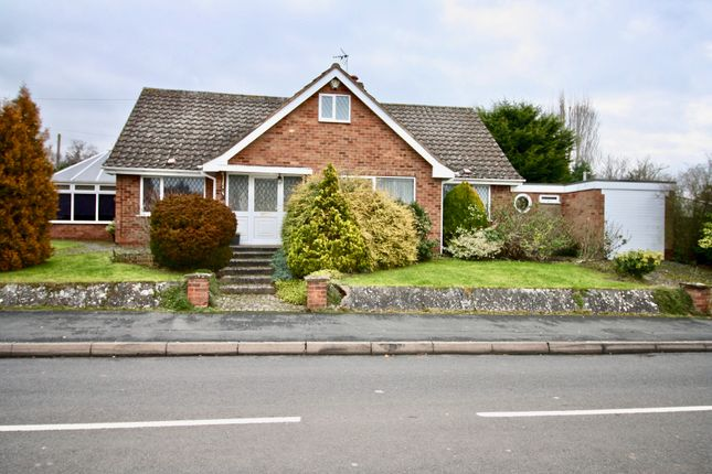 Thumbnail Detached bungalow for sale in Gerard Road, Alcester