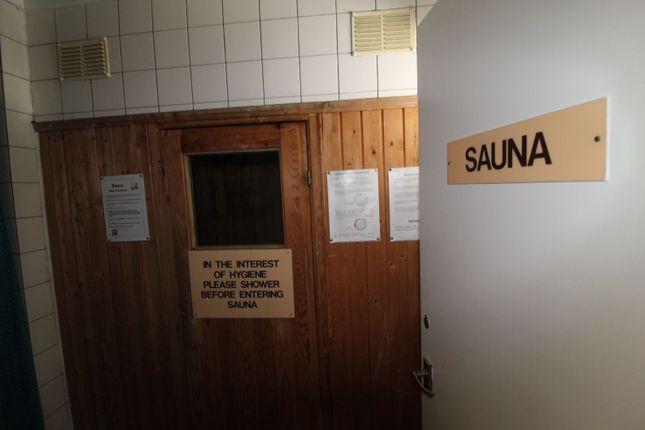 Sauna of 45 Lindsay Road, Poole BH13