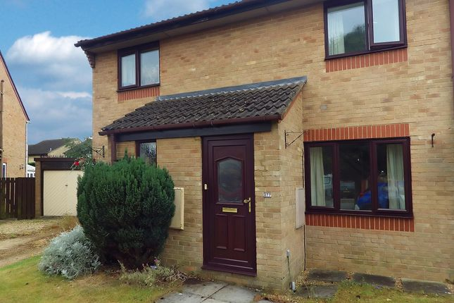 Thumbnail Semi-detached house to rent in Thorney Leys, Witney, Oxfordshire