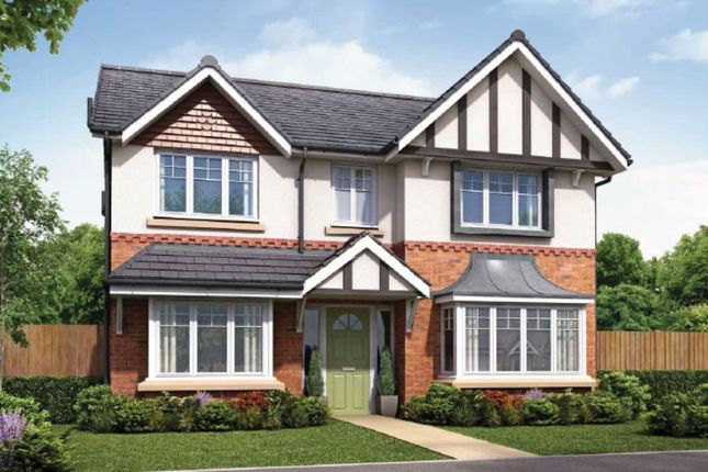 Thumbnail Detached house for sale in Hoyles Lane, Cottam, Preston