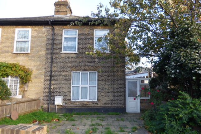 Thumbnail Cottage for sale in Hertford Road, Enfield