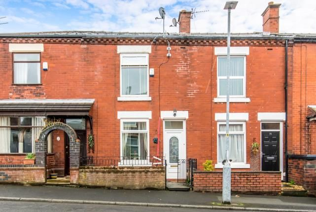 Thumbnail Terraced house for sale in Green Street, Hyde, Greater Manchester, United Kingdom