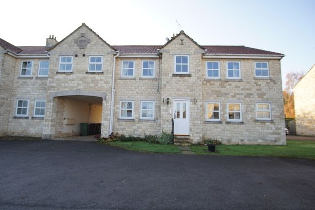 Thumbnail Flat to rent in Parlington Villas, Aberford, Leeds