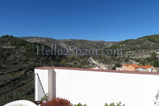 Castell De Castells Property For Sale
