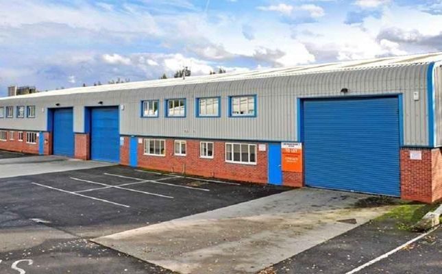 Light industrial to let in Unit 14, Bypass Park Industrial Estate, Sherburn In Elmet