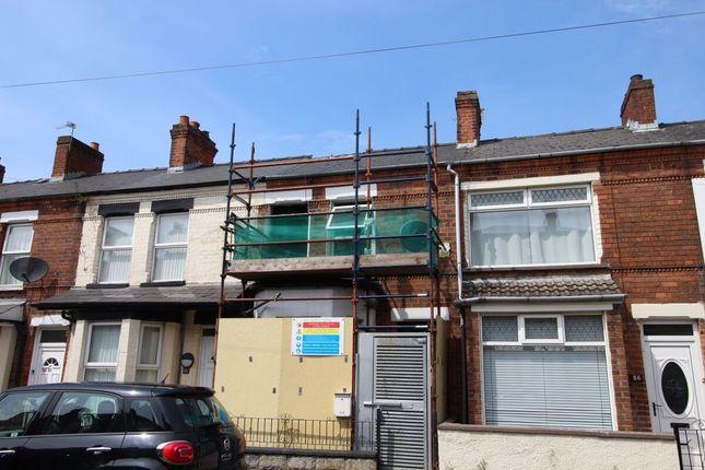 Thumbnail Terraced house for sale in Ogilvie Street, Belfast
