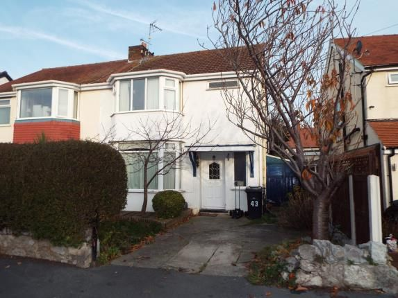 Thumbnail Semi-detached house for sale in Trafford Park, Penrhyn Bay, Llandudno, Conwy