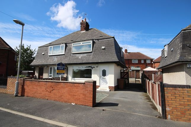 Thumbnail Semi-detached house to rent in Middleton Road, Hunslet, Leeds