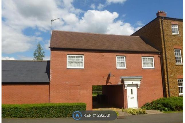 Thumbnail Flat to rent in Hanwell Fields, Banbury