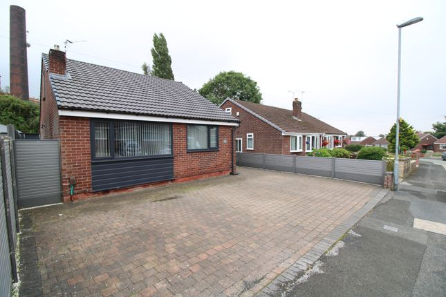 Thumbnail Bungalow for sale in Pennine Avenue, Chadderton, Oldham