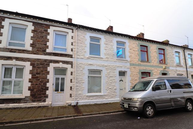 Janet Street, Splott, Cardiff CF24