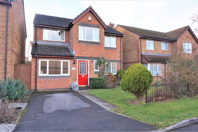 Thumbnail Detached house for sale in Meadgate, Emersons Green