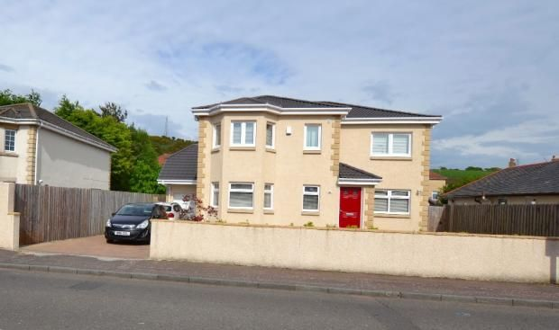 Thumbnail Detached house for sale in Meadowfoot Road, West Kilbride