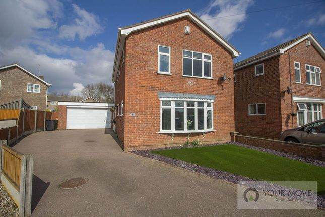 Thumbnail Detached house for sale in Selwyn Drive, Belton, Great Yarmouth
