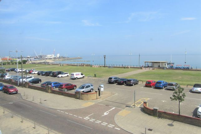 View From Lounge of Marine Parade, Lowestoft NR33