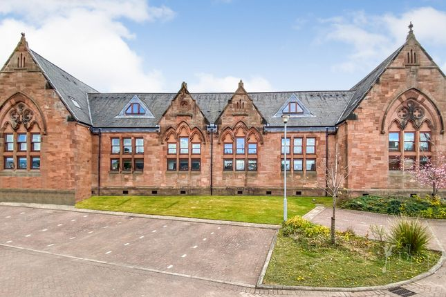 Thumbnail 3 bed flat for sale in School Lane, Bothwell