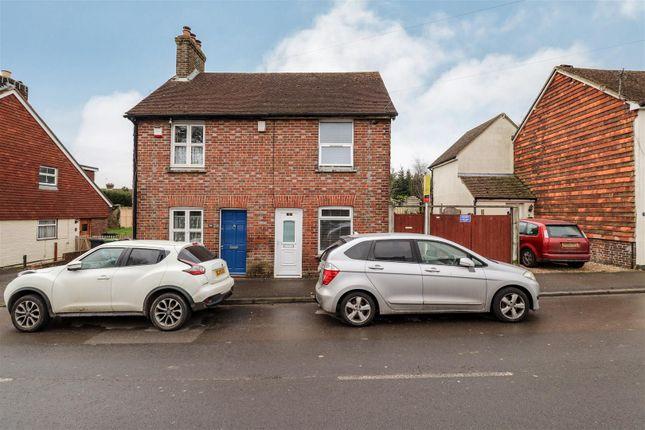 2 bed semi-detached house for sale in Battle Road, Hailsham BN27