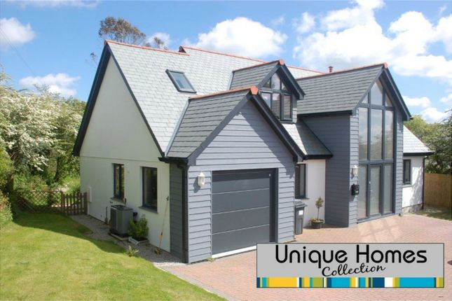 Detached house for sale in The Orchard, High Street, St Austell