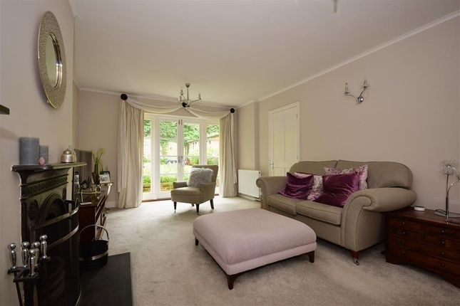 Thumbnail Terraced bungalow for sale in Hornbeam Close, Theydon Bois, Epping, Essex