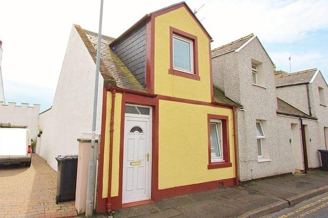 Thumbnail End terrace house for sale in 25 Sun Street, Stranraer
