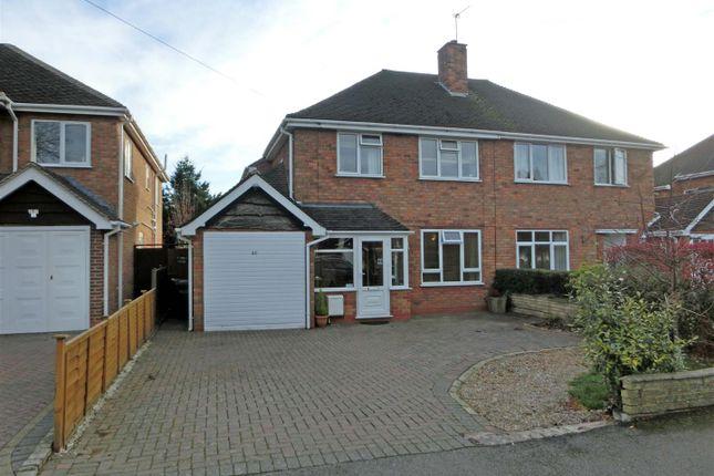 Semi-detached house in  Fabian Crescent  Shirley  Solihull  Birmingham