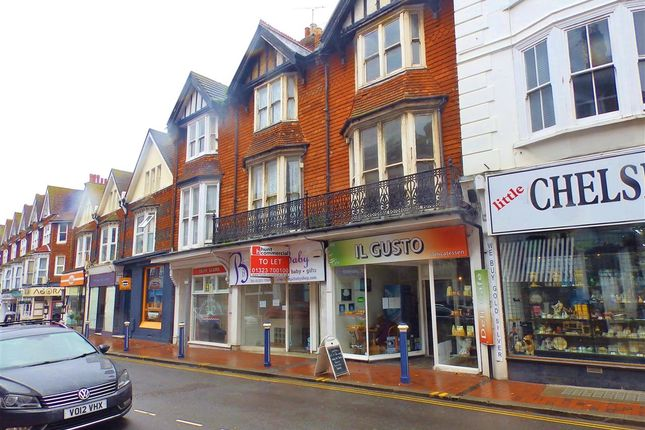 Thumbnail Flat for sale in Grove Road, Eastbourne