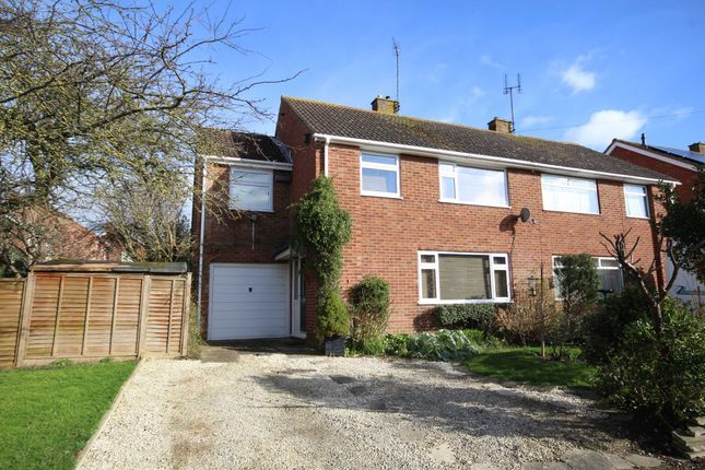 Thumbnail Semi-detached house for sale in Derwent Drive, Mitton, Tewkesbury, Gloucestershire