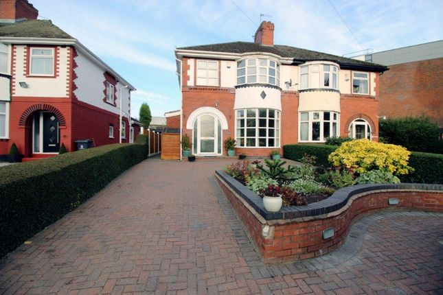 Thumbnail Semi-detached house for sale in Cemetery Road, Hanley, Stoke-On-Trent
