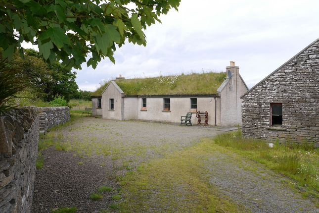 Thumbnail Detached house for sale in Finstown, Orkney