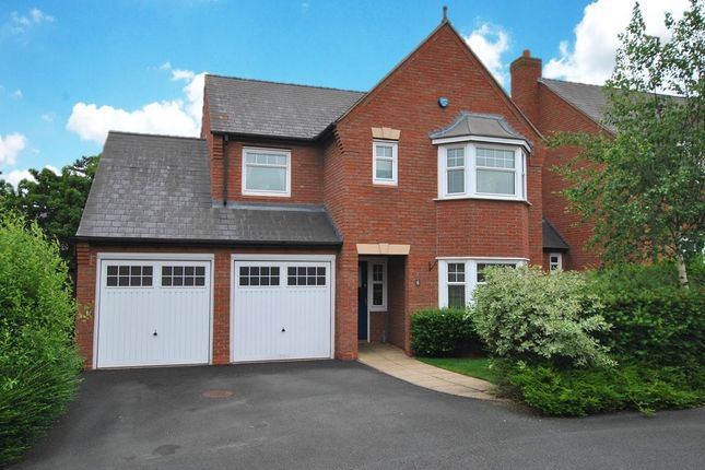 Thumbnail Detached house for sale in Sharp Close, Admaston, Telford, Shropshire