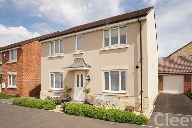 Thumbnail Detached house for sale in Wendercliff Close, Bishops Cleeve, Cheltenham