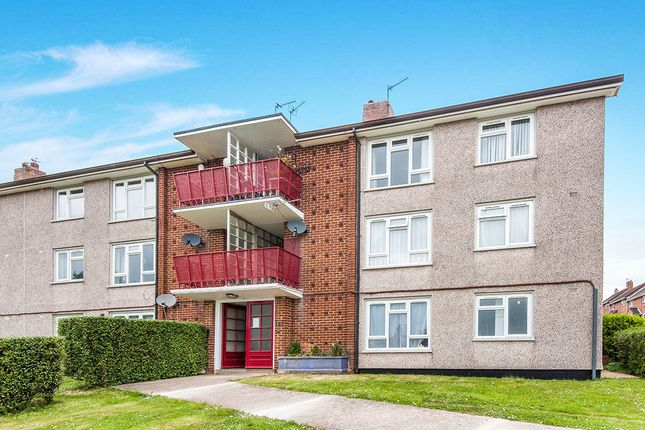 Thumbnail Flat for sale in Anne Close, Exeter