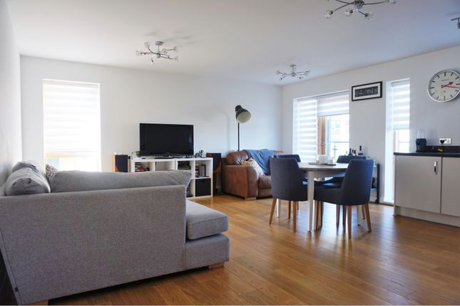Thumbnail Flat for sale in Crossbill Way, Harlow