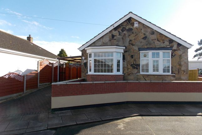 Thumbnail Detached bungalow for sale in Rivan Grove, Grimsby