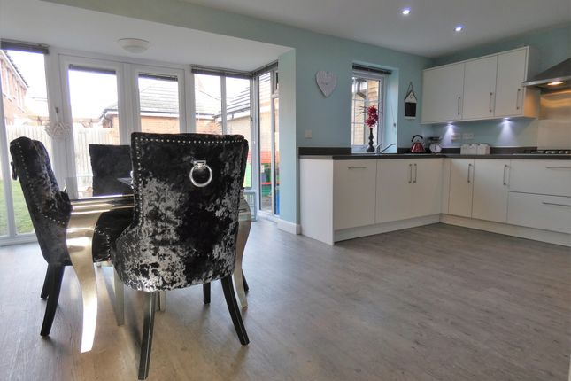 Thumbnail Detached House For Sale In Broad Lane Auckley Doncaster