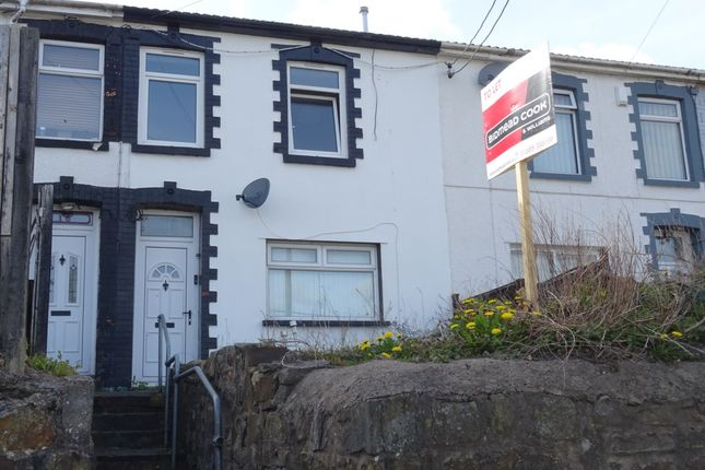 Thumbnail Terraced house to rent in Greenfield Terrace, Merthyr Tydfil